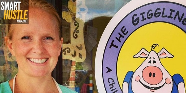 How Hannah Perry of The Giggling Pig Turned $15 Into Small Business Success