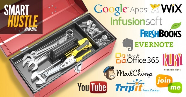 50 Powerful Tech Tools To Help Create A Successful Small Business