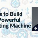 Tips from Robert Nendza of Leadpages on Buidlding a Marketing Machine