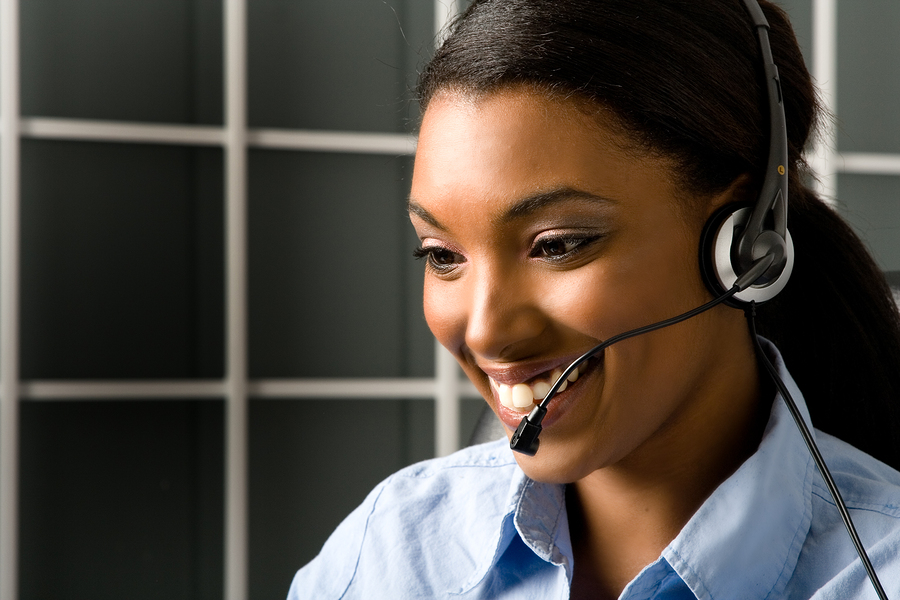 how to be good customer service representative