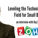zoho - leveling the technology playing field