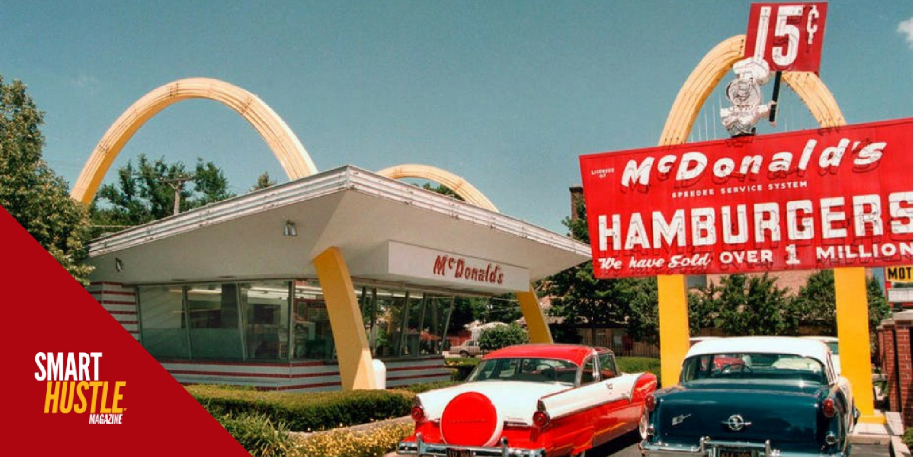 the life story of mcdonalds ray kroc Ray kroc's story as the purported founder of  the golden arches at a mcdonalds's  tornado that has swept through their business life.