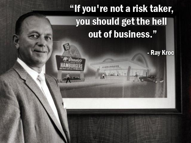 business lessons ray kroc