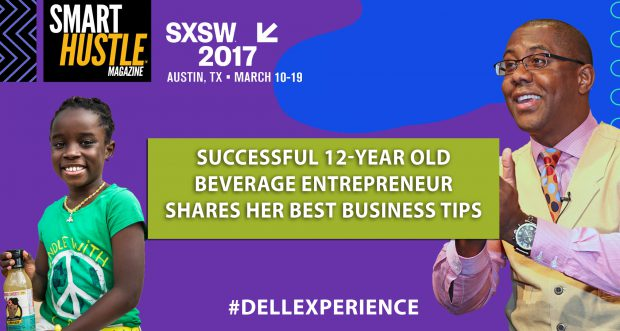 Successful 12-Year Old Beverage Entrepreneur Shares Her Best Business Tips