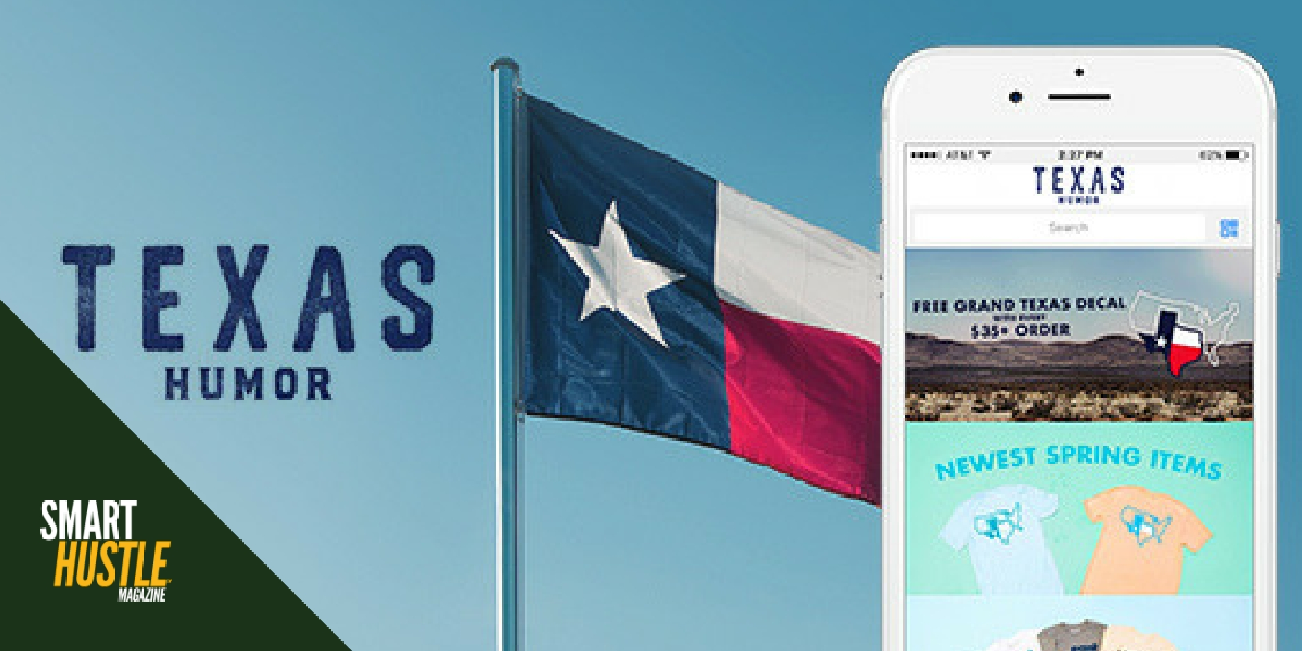 How Texas Humor Used a Mobile App to Grow Their Business