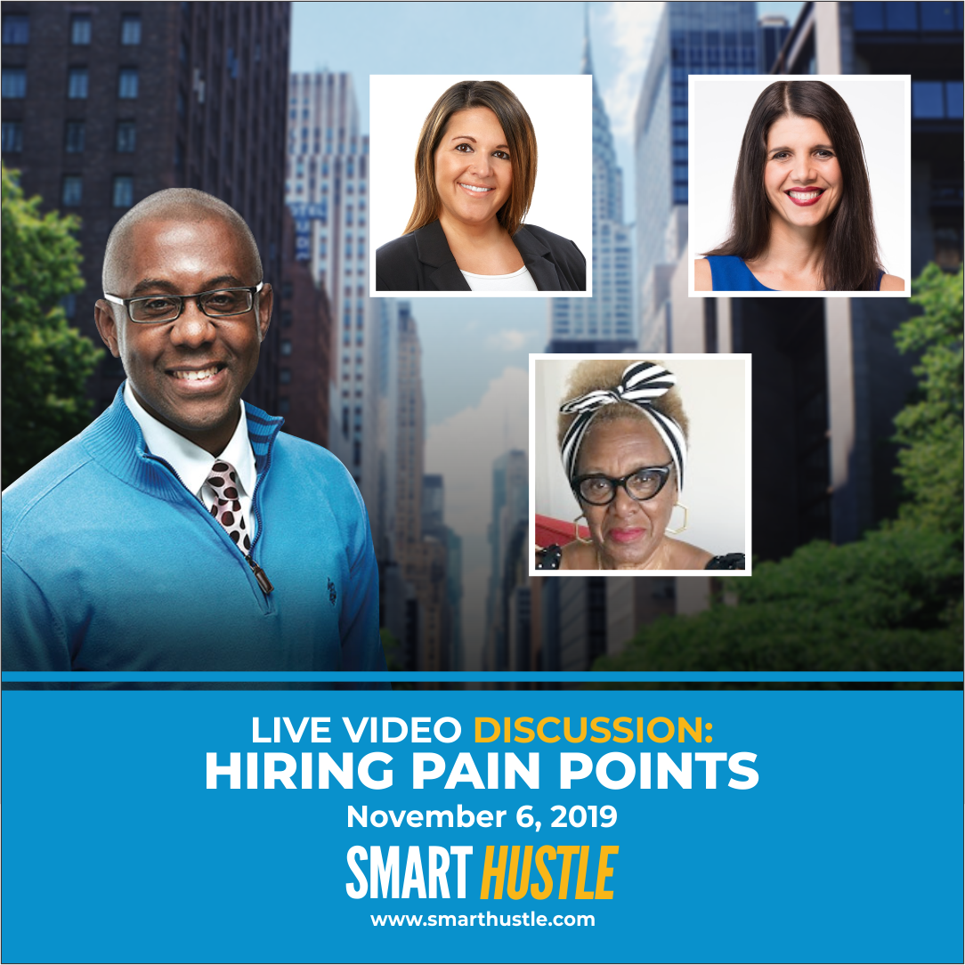 hiring pain points